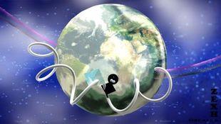 изменения энергий имеют планетарный масштаб.